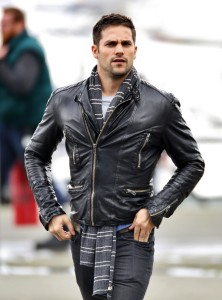 Stars On The Set Of 'Fifty Shades Darker'